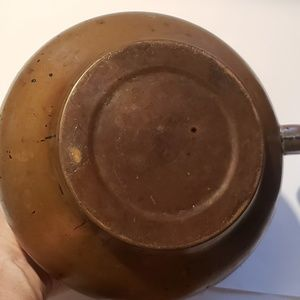 douro Accents - Antique Douro portugal copper teapot
